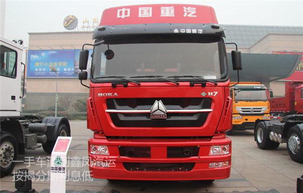 中国重汽 HOKA H7重卡 340马力