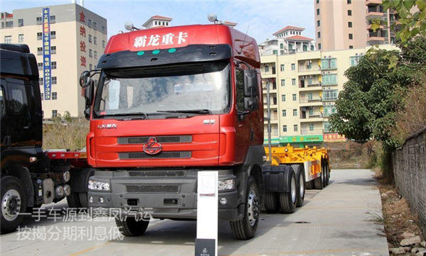 东风柳汽 乘龙M5重卡 375马力